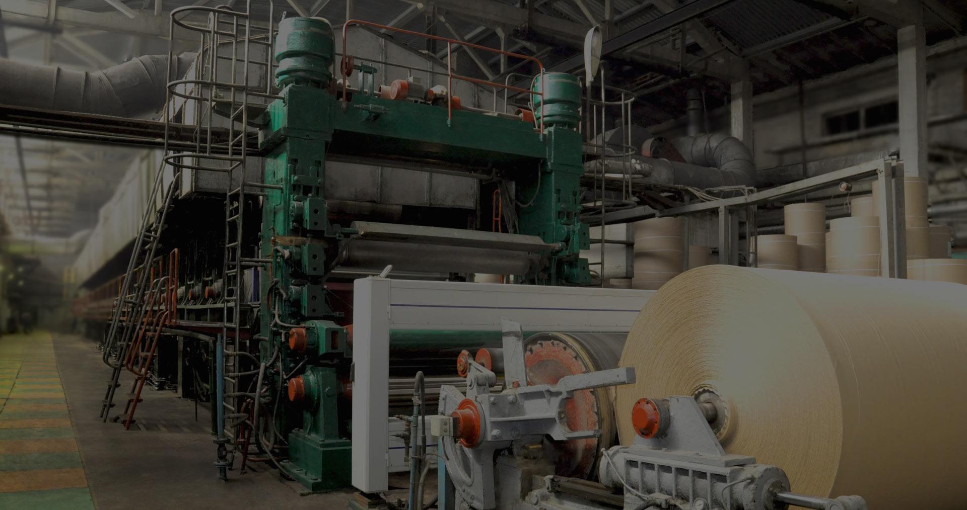 аудит бумагоделательной машины и бумажная промышленность
